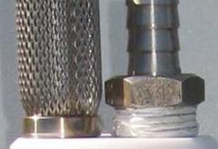 Pompe pneumatique SPP3-TL