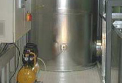 Unité d'oxydation catalytique 150-650 m3/h
